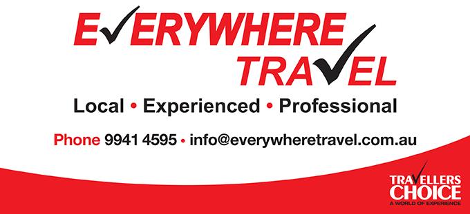 Everywhere Travel Logo