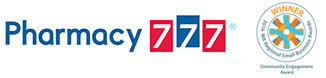 Pharmacy 777 Logo