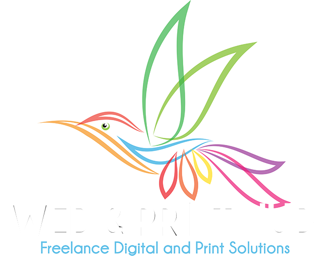 Web and Print Hub Logo